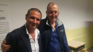 Fabio Aponte e Salvatore Mare