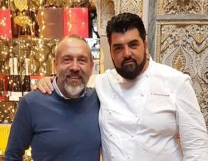 Antonino Esposito e Antonino Cannavacciuolo