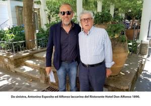 Antonio Esposito e Alfonso Iaccarino